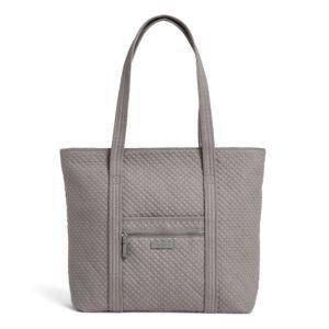 Vera Bradley Iconic Vera Women's Tote Bag in Denim GrayTotes