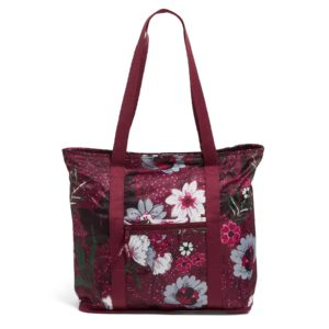 Vera Bradley Packable Women's Tote Bag in Bordeaux MeadowTotes