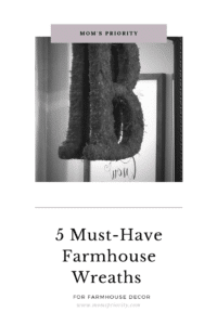 farmhouse wreaths