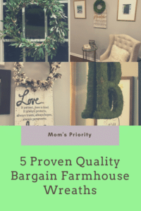 5 proven quality bargain farmhouse wreaths