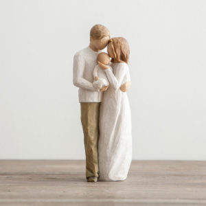 Our Gift - Willow Tree Figurine Celebrate the birth of a precious