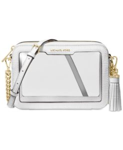 clear stadium bag from Michael Kors
