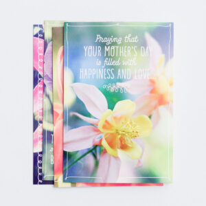Mother's Day - Prayers and Blessings - 12 Boxed Cards