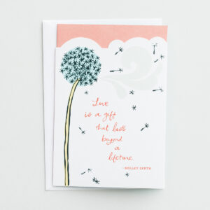 Holley Gerth - Difficult Mother's Day - 1 Premium Card This Mother's Day remember a special mother who has experienced the loss of a loved onebless her with this lovely