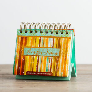 Joy For Today - 365 Day Perpetual Calendar With encouraging thoughts and inspirational Scriptures
