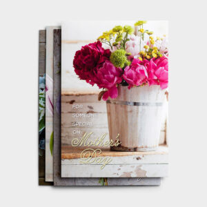 Mother's Day - Bouquets - 12 Boxed Cards